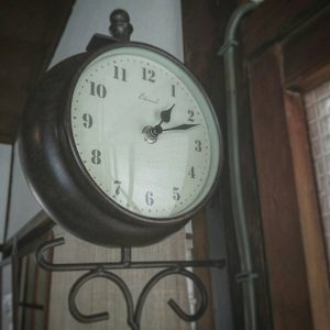 organic-y様時計
